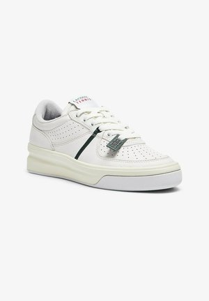Baskets basses - green/off-white