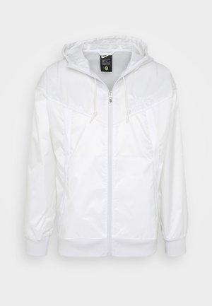 Summer jacket - photon dust/summit white