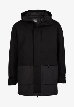 SNOW - Snowboard jacket - black out