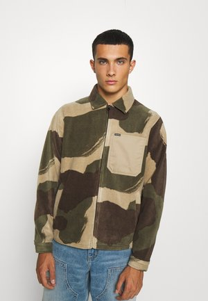 IMSON JACKET - Fleece jacket - multi-coloured