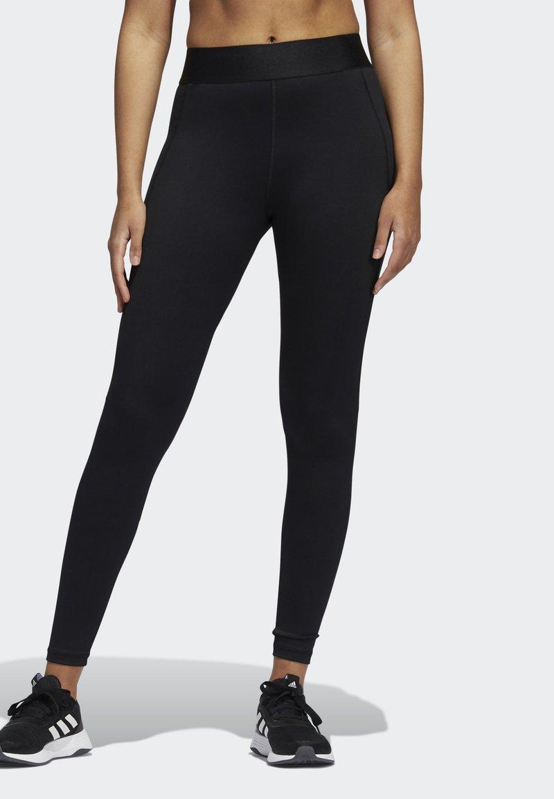 adidas Performance - TECHFIT PERIOD-PROOF - Collants - black