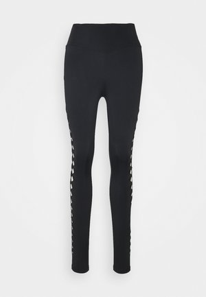 ENERGISE BRAIDED LEGGING - Medias - black