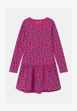 NKFVETA - Jersey dress - very berry