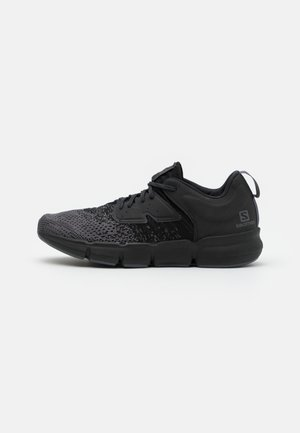 PREDICT SOC - Neutral running shoes - ebony/black