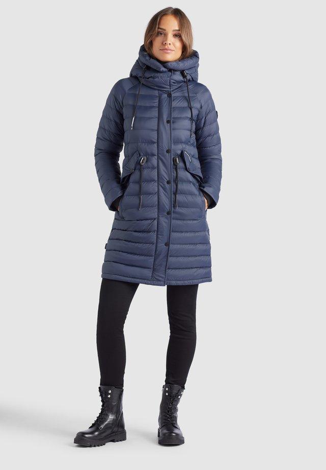 NIANA - Winter coat - dunkelblau