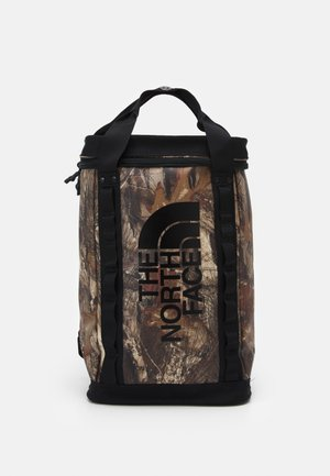 EXPLORE FUSEBOX UNISEX - Rucksack - kelp tan/black