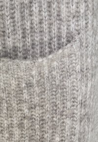 YAS - YASSUNDAY CARDIGAN - Cardigan - light grey - 2