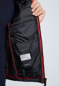 Strellson - CLASON - Light jacket - navy meliert - 5
