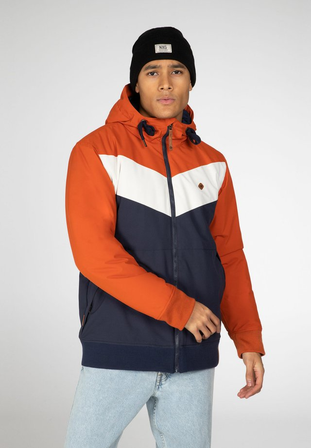 PAKATANO - Outdoor jacket - space blue