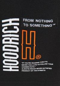 Hoodrich - Print T-shirt - black - 2