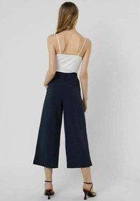Vero Moda - Trousers - navy blazer - 2