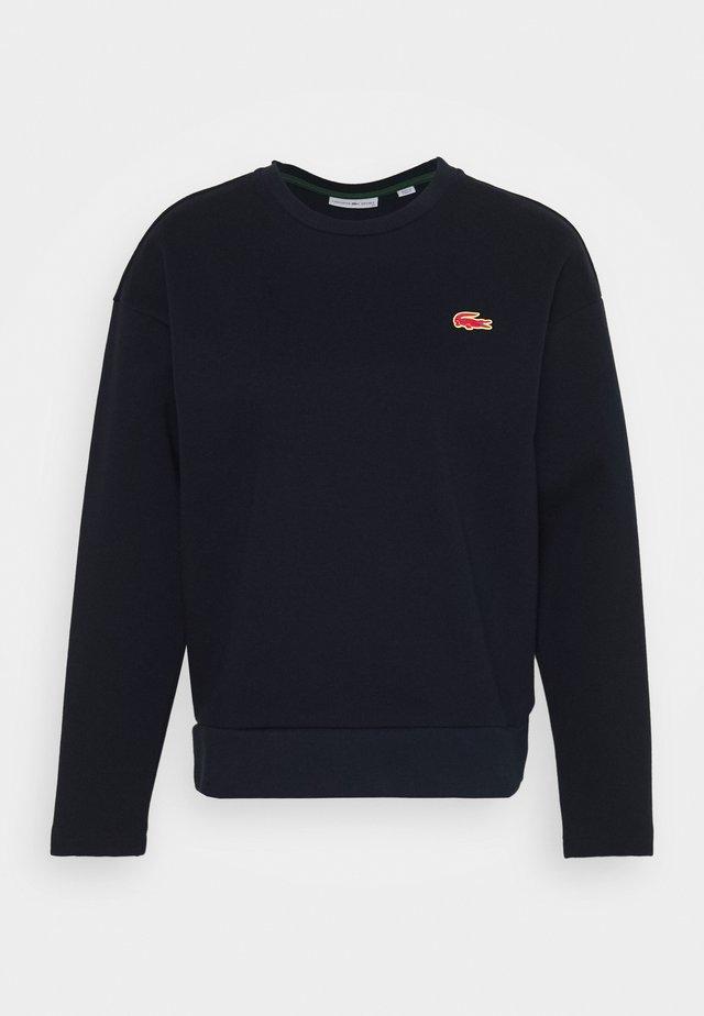 BIG CROC - Sweater - marine