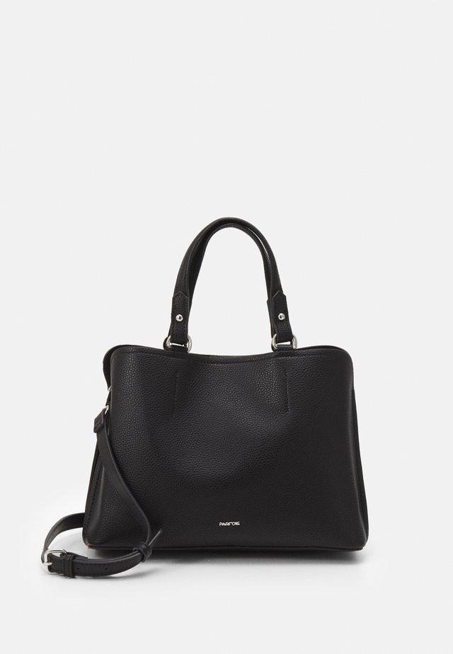 TOTE BAG LUCY - Handtas - black