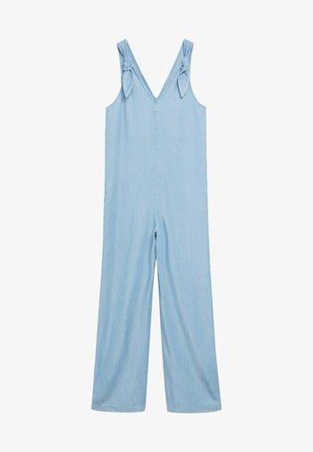 Overall / Jumpsuit - medium blue