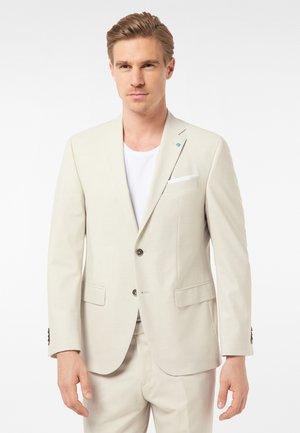 Blazer jacket - parchment
