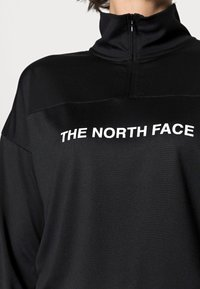 The North Face - Long sleeved top - black - 4