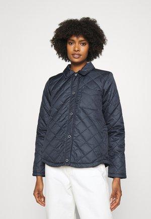 BARBOUR BLUE CAPS QUILT - Light jacket - summer navy
