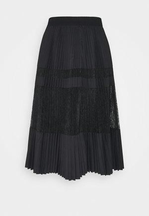 DAX - A-line skirt - black