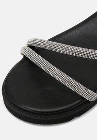 KHARISMA - Sandály - soft nero - 5