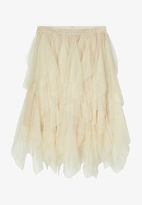 Name it - A-line skirt - brown rice - 0