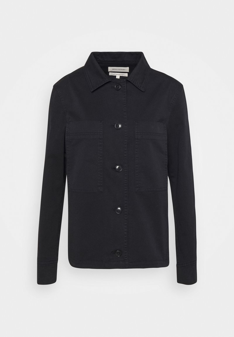 Marc O'Polo - INDOOR JACKET - Summer jacket - dark blue