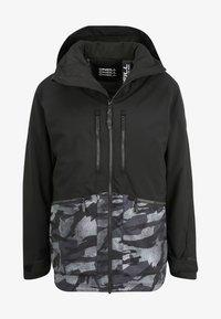 O'Neill - TEXTURE JACKET - Snowboard jacket - black out - 4