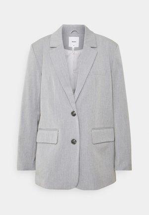 OBJMIAH - Blazer - silver gray