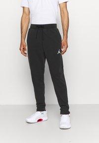 Jordan - AIR PANT - Tracksuit bottoms - black/white - 0