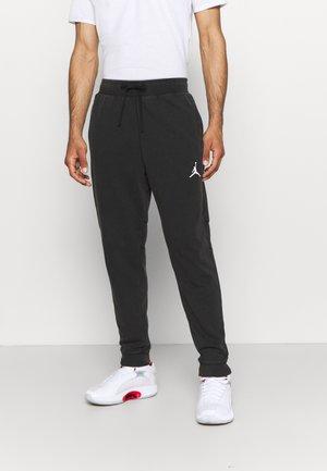 AIR PANT - Träningsbyxor - black/white