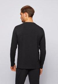 BOSS - MATCH - Pyjama top - black - 2