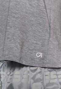 GAP - BREATHE WRAP BACK TANK - Top - heather grey - 5