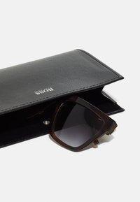 BOSS - Sunglasses - dark havana - 2