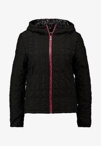 Desigual - PADDED EDIMBURGO - Lehká bunda - black - 6