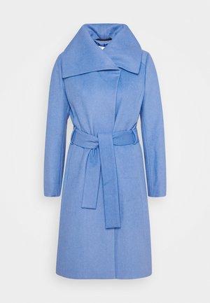 ZELENA COAT - Zimní kabát - light blue