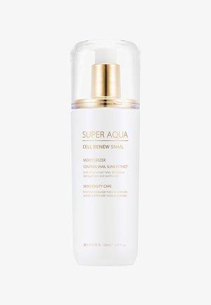 SUPER AQUA CELL RENEW SNAIL ESSENTIAL MOISTURIZER 130ML - Face cream - -