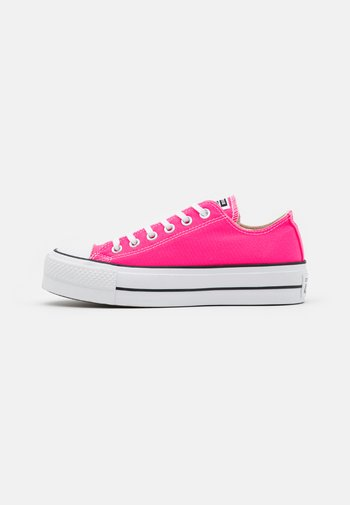 CHUCK TAYLOR ALL STAR LIFT - Sneakers basse - hyper pink/white/black