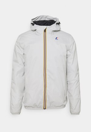 LE VRAI CLAUDE WARM UNISEX - Waterproof jacket - grey mid