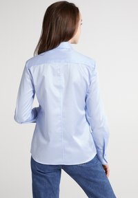 Eterna - Button-down blouse - hellblau - 1