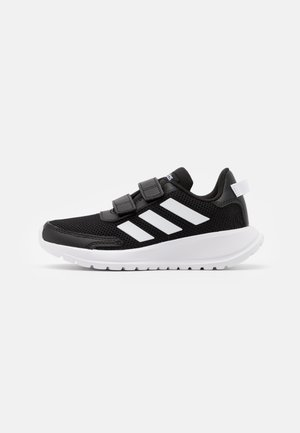 TENSAUR RUN UNISEX - Juoksukenkä/neutraalit - core black/footwear white