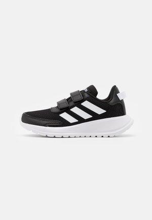 TENSAUR RUN UNISEX - Neutral running shoes - core black/footwear white