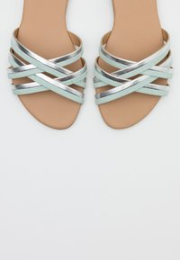 Anna Field - LEATHER - Sandalias - mint - 5