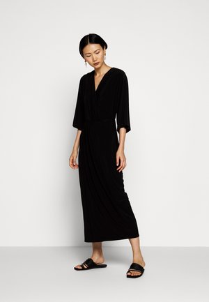 CANORE - Jersey dress - schwarz