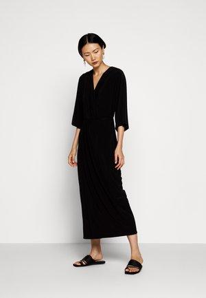 CANORE - Žerzejové šaty - schwarz
