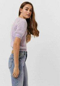 Vero Moda - VMOUI HEDWIG - Strickpullover - pastel lilac - 2