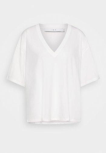 TYRESE - Basic T-shirt - white