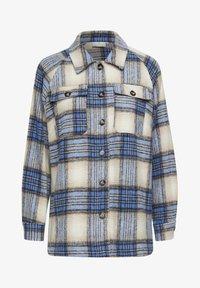 Kaffe - KATALIA  - Summer jacket - multi blue check - 4
