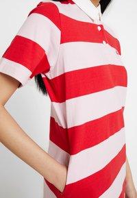Levi's® - RUGBY DRESS - Jumper dress - reece pink lady - 5