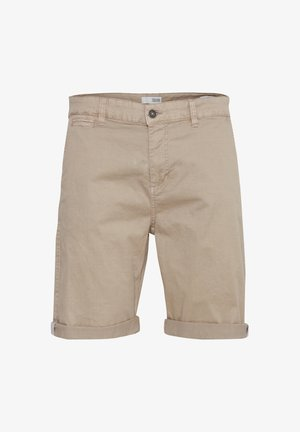 RON - Denim shorts - light brown