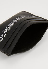 Calvin Klein Jeans - CARDCASE - Peněženka - black - 2
