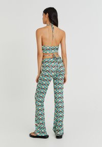 PULL&BEAR - Top - turquoise - 2